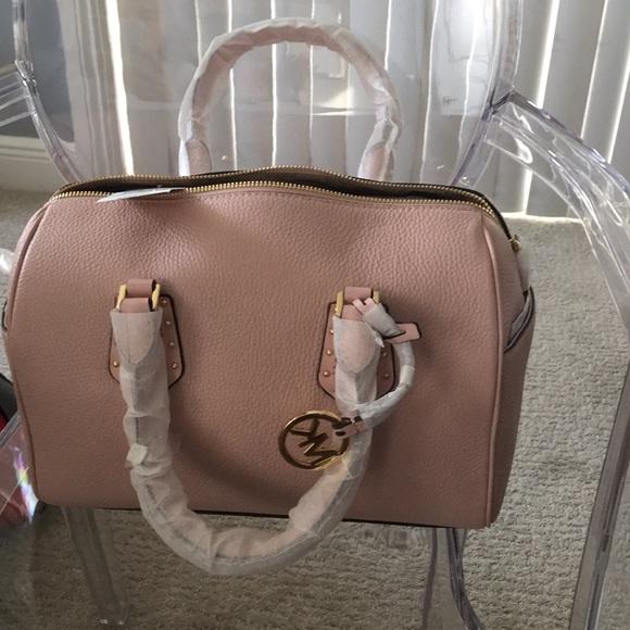 Michael Kors Bags   Brand New Blush Pink Bag   Poshmark 6f507ab73f